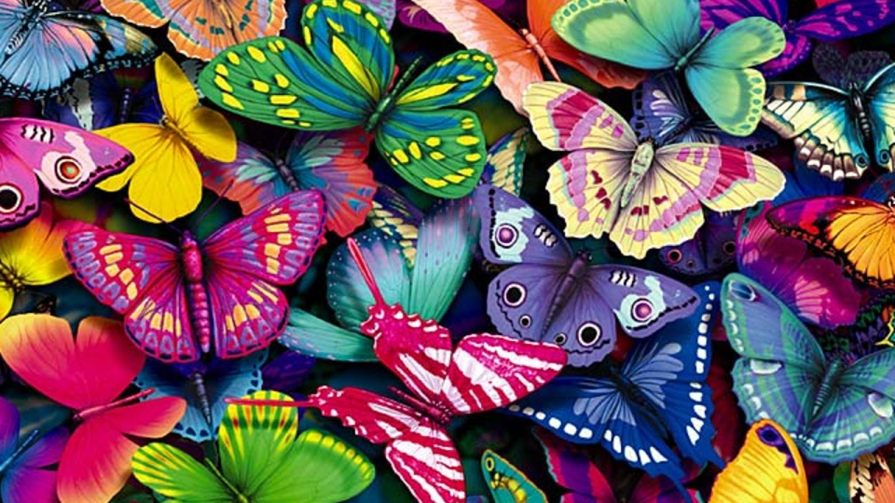 Quella che il bruco chiama fine del mondo il resto del mondo chiama farfalla.